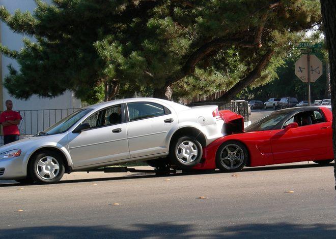 Кто становится участником дорожного происшествия?
